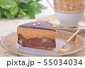 チョコレートケーキ ティータイム 55034034