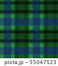 緑色系チェック柄テクスチャ04 55047523