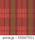 赤色系チェック柄テクスチャ08 55047551