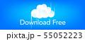 ミュージッククラウドイラスト 55052223