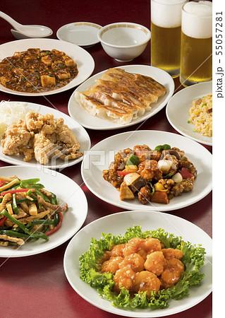 中華料理 55057281