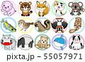 動物アイコン 01 55057971