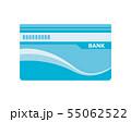 通帳 銀行 アイコン 55062522