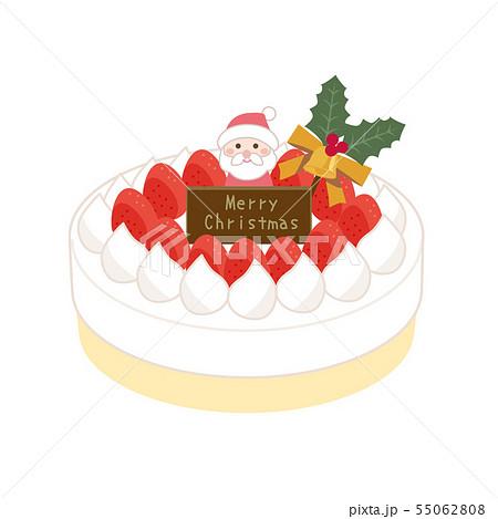 クリスマスケーキ 55062808