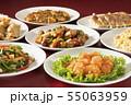 中華料理 55063959