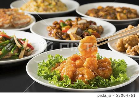 中華料理 55064761