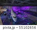 飛行機 55102656