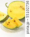 黄色いスイカ 55102736