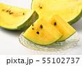 黄色いスイカ 55102737