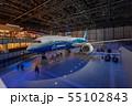 飛行機 55102843
