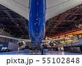 飛行機 55102848
