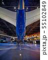 飛行機 55102849