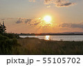 Lake Pomorie is the northernmost of the coastal 55105702