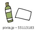 軟膏と貼り薬 55113183
