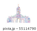 幻想的な教会 55114790
