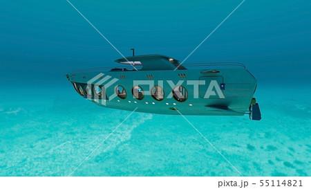 潜水艦 55114821