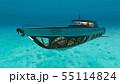 潜水艦 55114824