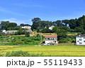 総武本線の沿線風景 55119433