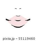 鼻と口 55119460