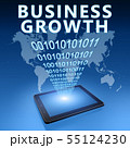 Business Growth 55124230