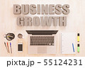 Business Growth 55124231