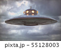 Antique Unidentified Flying Object 55128003
