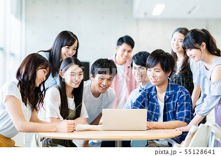 大学生 55128641