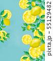 果物Lemon 55129482
