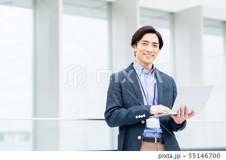 ビジネスマン 55146700