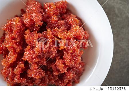 韓国料理チョッカル ニシンの卵 数の子の塩辛 キムチ 55150578