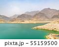 Wadi Dayqah Dam(オマーン, Qurayyat) 55159500