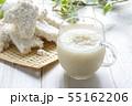 夏に美味しい冷やし甘酒 甘酒 55162206
