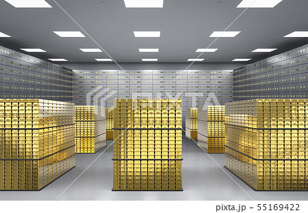 bullion and safe deposit boxes in room 55169422