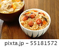 たこめし 郷土料理 炊き込み御飯 55181572