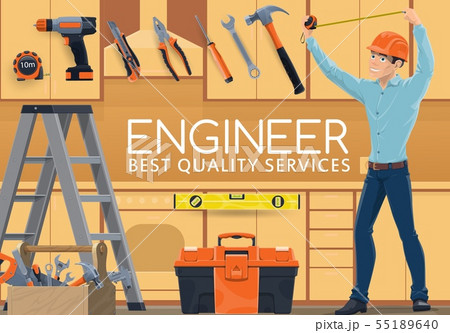 Home construction engineer profession service 55189640