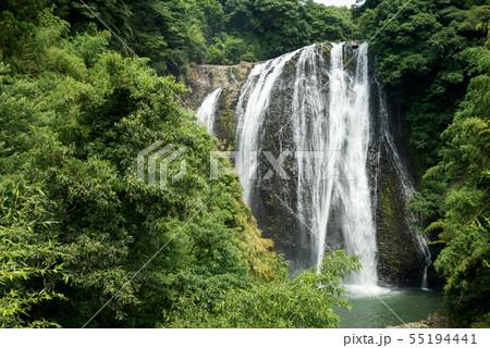 森と龍門滝の落水 55194441