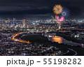 葛飾納涼花火大会 55198282