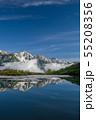 八方池と白馬三山(白馬岳) 55208356