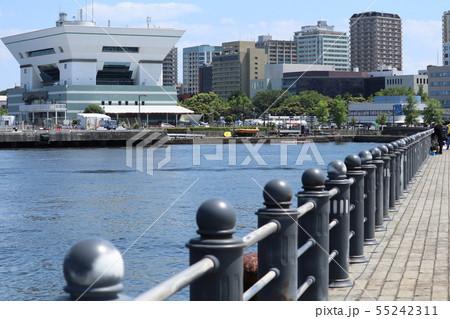 横浜港 55242311