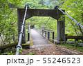 龍王峡 むささび橋 55246523