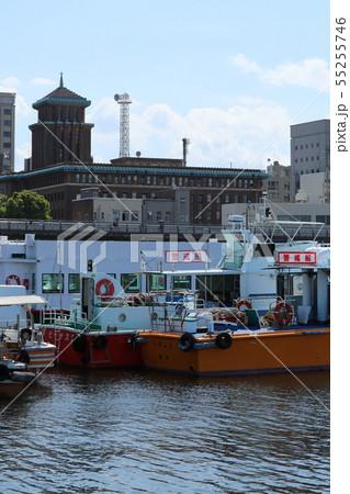 横浜港 55255746