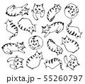 猫ペンタッチ 55260797