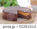 チョコレートケーキ ティータイム 55261013