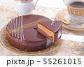 チョコレートケーキ ティータイム 55261015