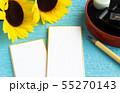 俳句 短歌 川柳 短冊 夏 55270143