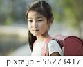女の子 小学生 子供の写真 55273417
