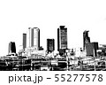 名古屋 ビル群 55277578