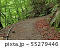 西沢渓谷 旧森林軌道 遊歩道 55279446
