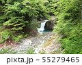 西沢渓谷 竜神の滝 55279465
