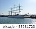 帆船 日本丸 55281723